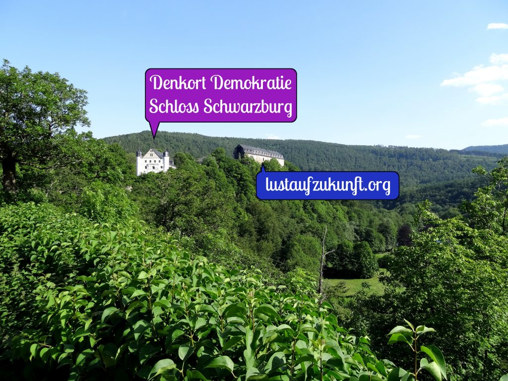 Denkort Demokratie Schloss Schwarzburg
