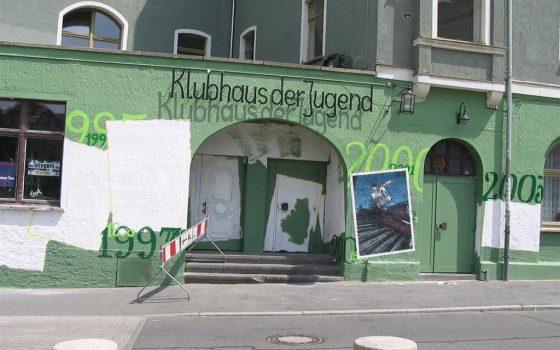 Klubhaus Saalfeld