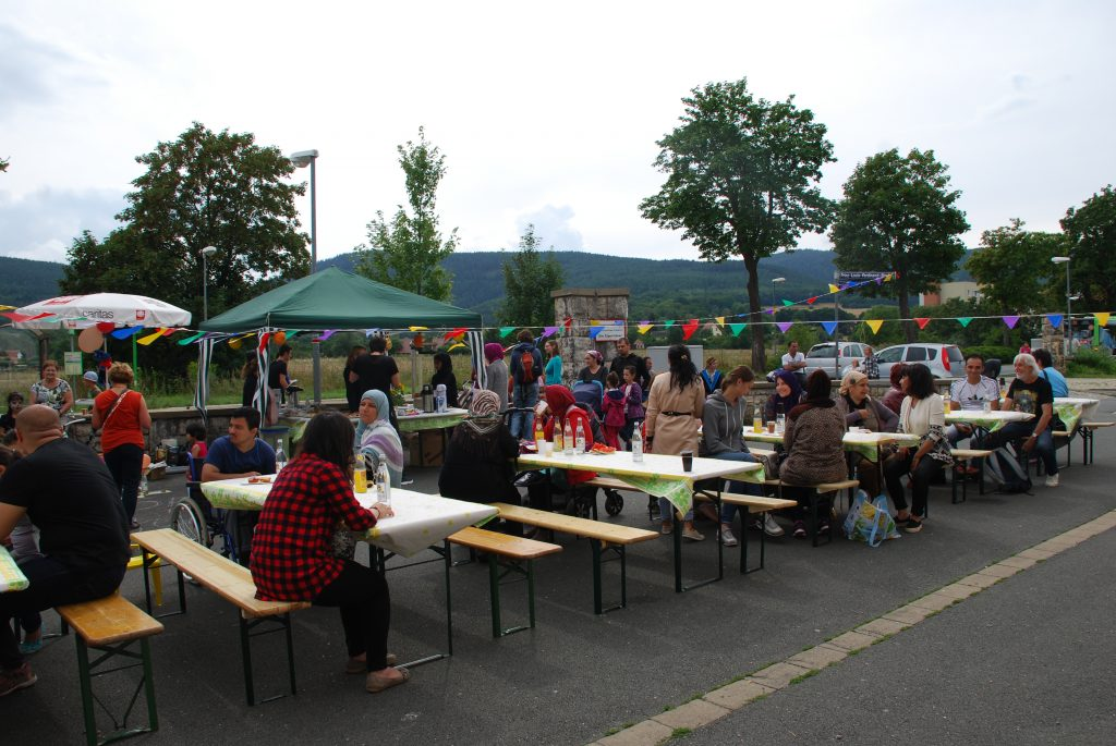 Sommerfest Beulwitz