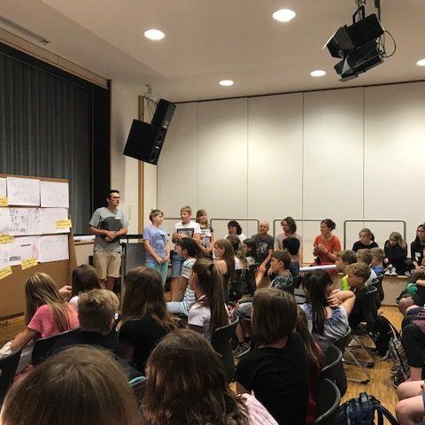 Heinrich-Böll-Gymnasium Saalfeld 20.06.18