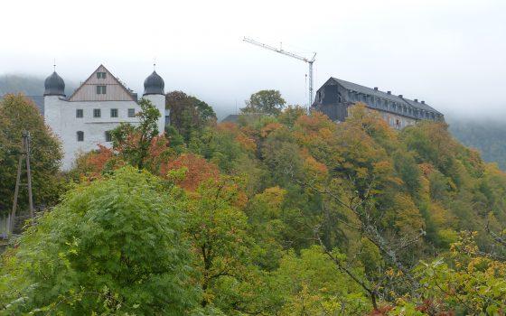 Schwarzburg - Denkort der Demokratie